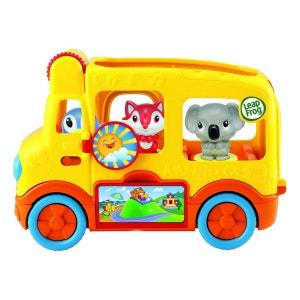 Véhicule interactif pour les petits : Le Bus des Aventures LEAP FROG