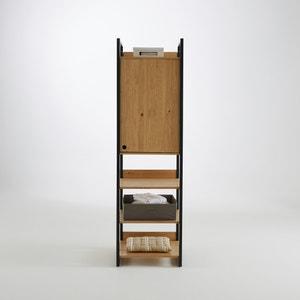 Hiba Solid Pine Storage Unit La Redoute Interieurs