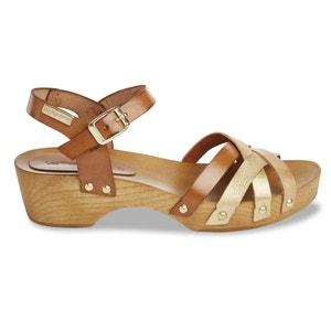 Pluie Leather Sandals LES TROPEZIENNES PAR M.BELARBI