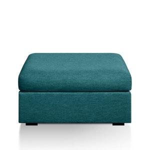 pouf bleu canard la redoute. Black Bedroom Furniture Sets. Home Design Ideas