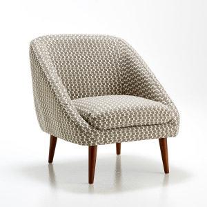 Cadeirão vintage, Séméon La Redoute Interieurs