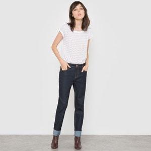 Straight Jeans, Length 28.5