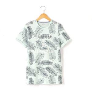 T-shirt imprimé manches courtes 10-16 ans R pop