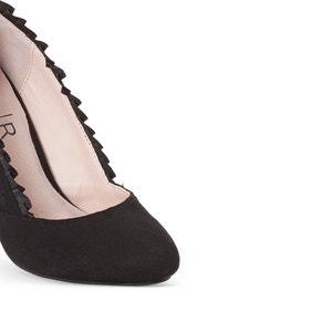 Sapatos com detalhe folhos MADEMOISELLE R
