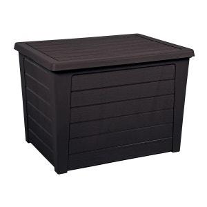 coffre de jardin malle coffre de rangement en solde la redoute. Black Bedroom Furniture Sets. Home Design Ideas