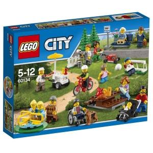 La parc de loisirs - Ensemble de figurines City - LEG60134 LEGO