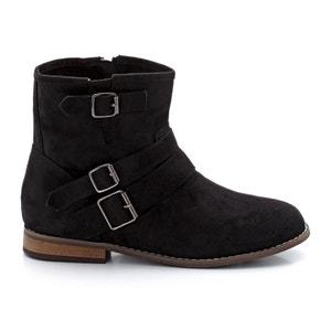 Flache Boots CASTALUNA