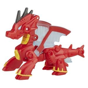 Figurine Transformers Rescue Bots :  Drake le dragon PLAYSKOOL