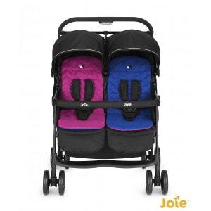 Poussette Aire Twin rose et bleu - Joie JOIE