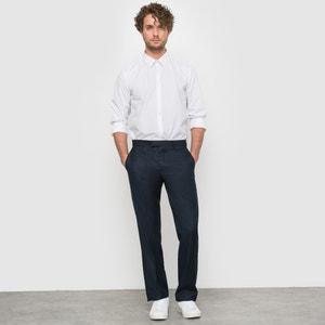 Pantalon de costume coupe chino R essentiel