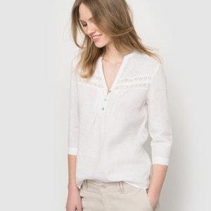 Blusa com mangas compridas R essentiel R essentiel