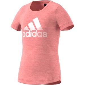 T-shirt scollo rotondo, maniche corte ADIDAS
