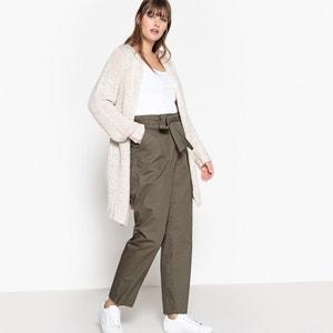 Chunky Knit Cardigan CASTALUNA