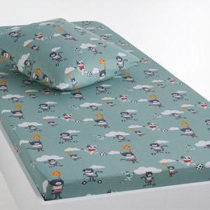 Lençol-capa estampado para criança, Charivari La Redoute Interieurs