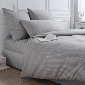 Cassopia Cotton Duvet Cover La Redoute Interieurs