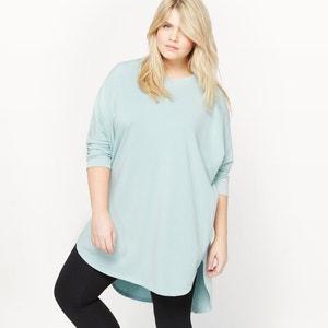 T-Shirt, Loose-Fit, 3/4-Ärmel CASTALUNA