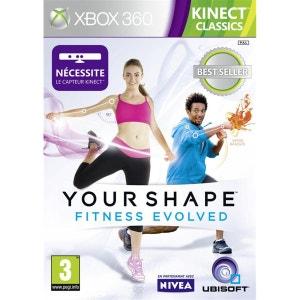 Your Shape : Fitness Evolved - Classics XBOX 360 UBISOFT