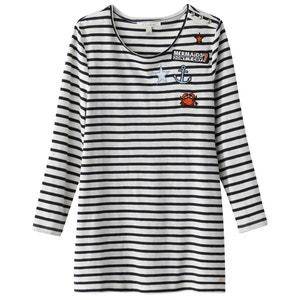 Camiseta estampada sin cuello TOM TAILOR