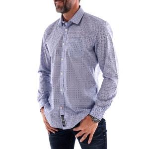 Chemise Homme à motifs verres ballon HANJO