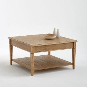 Table basse table basse relevable design la redoute - Petite table basse rectangulaire ...