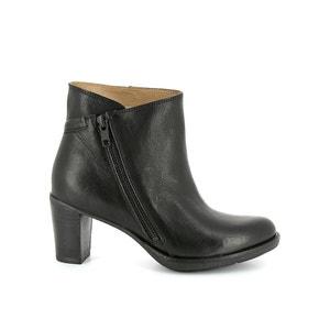 Boots pelle scamosciata con tacco 74384 SIEMA IBX P-L-D-M-BY PALLADIUM