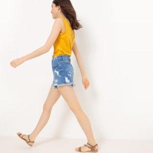 Denim Shorts La Redoute Collections