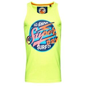 Débardeur classique à imprimé surf Reworked SUPERDRY