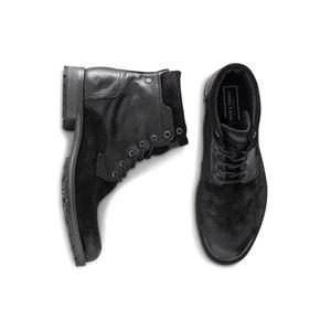 JFWDENNIS Leather Boots JACK & JONES