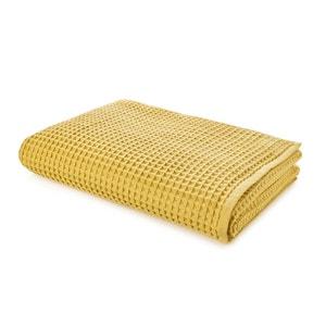 Ręcznik kąpielowy ze wzorem typu plaster miodu SCÉNARIO SCENARIO