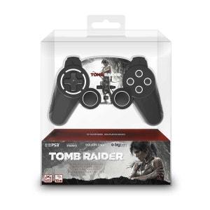 Manette sans fil licenciée Tomb Raider pour PS3 BIG BEN