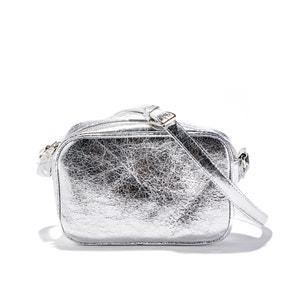 Shiny Silver Handbag La Redoute Collections