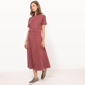 Robe longue taille élastiquée La Redoute Collections