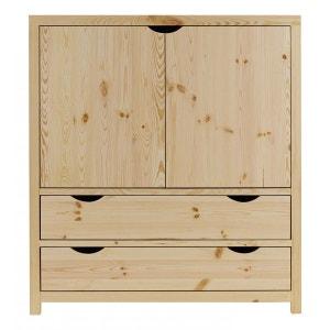 armoire penderie la redoute. Black Bedroom Furniture Sets. Home Design Ideas