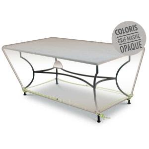 Housse de protection Luxe pour table rectangulaire 160 x 90 x 50 cm JARDIDECO