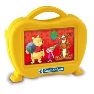 Winnie L'Ourson - Baby Cubes 6 Pièces - CLE40646.3 CLEMENTONI