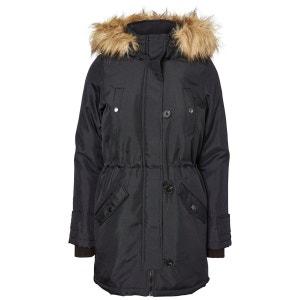 Manteau parka à capuche mi-long VERO MODA