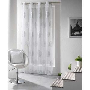 voilages vitrages la redoute. Black Bedroom Furniture Sets. Home Design Ideas