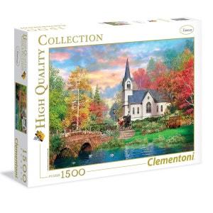 Puzzle 1500 Pièces - Colorful Autumn - CLE31675.5 CLEMENTONI