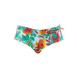 Maillot de bain Shorty Flower Addict Multicolore HUIT