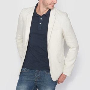 Straight Linen Jacket R essentiel
