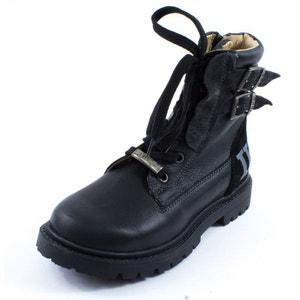 Boots IKKS JAMES noir K3311 IKKS