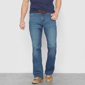 Jeans stretch, cós elástico dos lados CASTALUNA FOR MEN