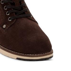 Boots pelle VITOU REDSKINS