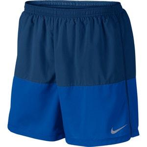 Shorts bicolore da running in tela leggera NIKE