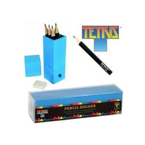 Porte-Crayons Tetris, Objet Geek KAS DESIGN