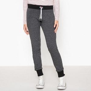 Pantalon chiné 2 TONES HIGH WOLF GREY BLACK SWEET PANTS
