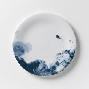 Plato de postre de porcelana Encira (lote de 4) AM.PM.