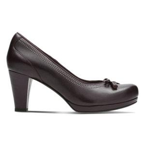 Chorus Bombay Leather Heels CLARKS