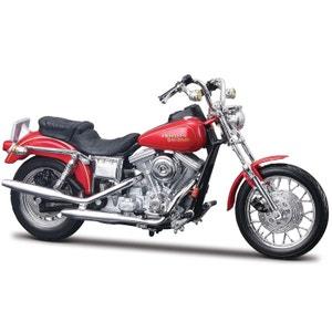 Reproduction Harley Davidson MAJORETTE