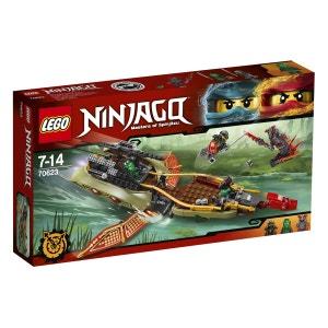 Lego 70623 Ninjago : La poursuite en vol LEGO
